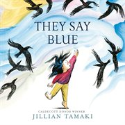 They say blue cover image