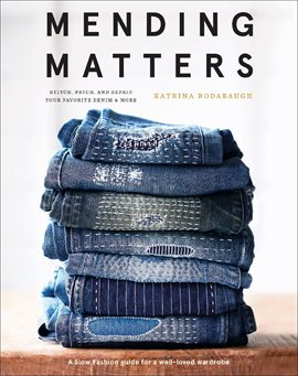 "Cover of eBook ""Mending Matters"" by Katria Rodabaugh"