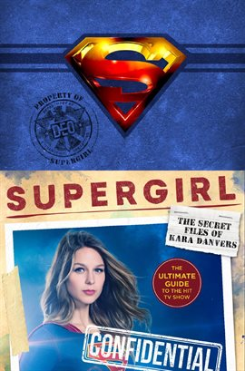 Cover image for Supergirl: The Secret Files of Kara Danvers
