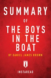 Summary And Analysis Of The Boys In The Boat