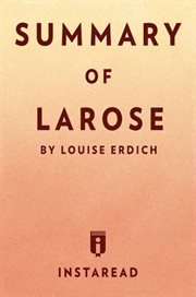 Summary of larose. by Louise Erdrich cover image