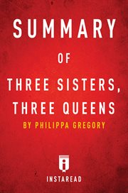 Summary of three sisters, three queens cover image