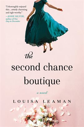 The Second Chance Boutique Book Cover