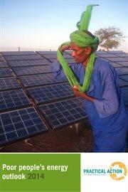 Perspectives énergétiques Des Populations Pauvres 2014