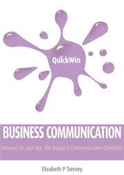 Quick Win Business Communication