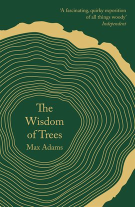 The Wisdom of Trees Book Cover