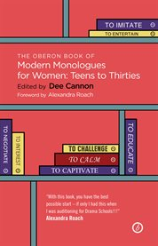 The Oberon Book of Modern Monologues for Women