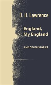 England, my england and other stories cover image
