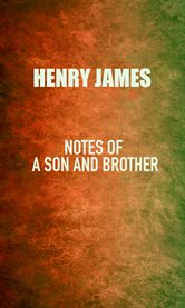 Notes of a son and brother cover image