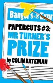 Mr turner's prize cover image