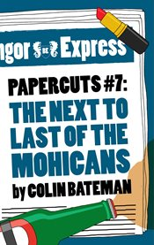 The  next to last of the mohicans cover image