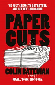 Papercuts: a novel in eight weekly issues cover image