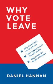 Why vote leave cover image