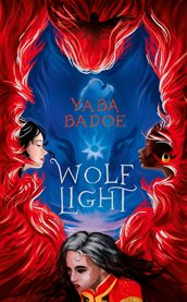 Wolf-light cover image