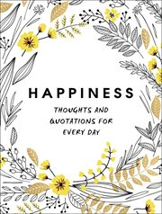 Happiness. 7 cover image