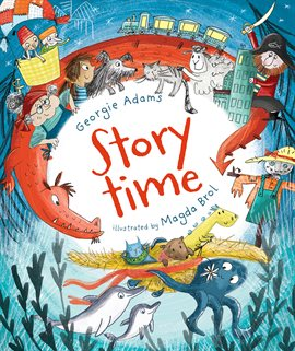 Cover image for Storytime
