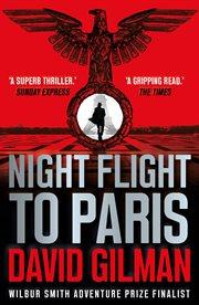 NIGHT FLIGHT TO PARIS cover image
