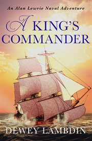 A king's commander cover image