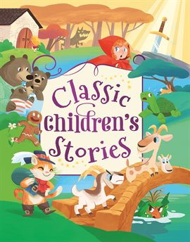Cover image for Classic Children's Stories