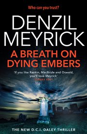 A breath on dying embers cover image