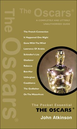 The Oscars, book cover
