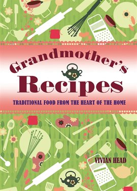 Cover image for Grandmother's Recipes