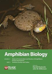 Amphibian Biology, Volume 11, Part 4