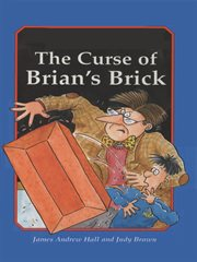 The curse of Brian's brick cover image