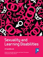 Sexuality and Learning Disabilities