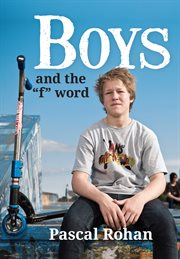 """Boys and the """"f"""" word cover image"""