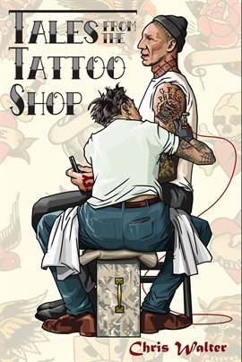 Tales from the Tattoo Shop, book cover