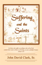 Suffering and the saints cover image