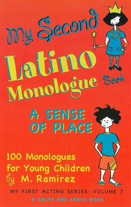 Cover image for My Second Latino Monologue Book