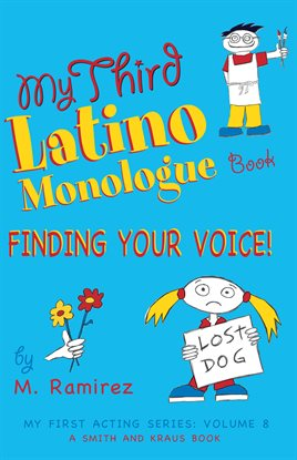 Cover image for My Third Latino Monologue Book