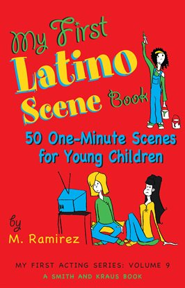 Cover image for My First Latino Scene Book