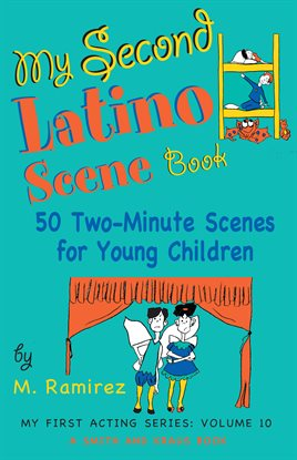 Cover image for My Second Latino Scene Book