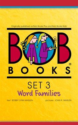 Cover image for Bob Books Set 3