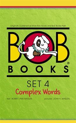 Cover image for Bob Books Set 4