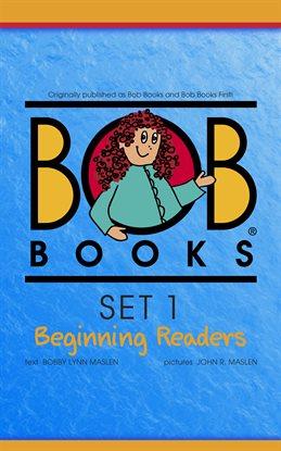 Cover image for Bob Books Set 1: Beginning Readers