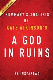 Summary & Analysis of Kate Atkinson's A God in Ruins
