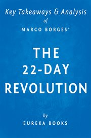 The 22-Day Revolution by Marco Borges | Key Takeaways & Analysis