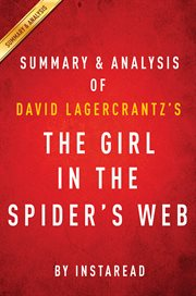 Girl in the Spider???s Web