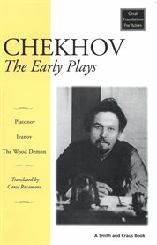 Chekhov's Early Plays