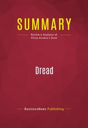 Summary of Dread: How Fear and Fantasy Have Fueled Epidemics From the Black Death to the Avian Flu