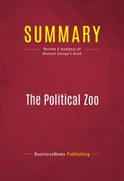 Summary: the Political Zoo - Michael Savage