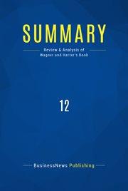 Summary: 12 - Rodd Wagner and James Harter