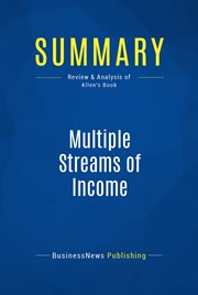 Summary: multiple streams of income - robert g. allen cover image