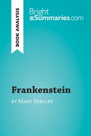 Frankenstein by Mary Shelley (reading Guide)