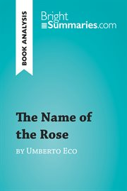 The Name of the Rose by Umberto Eco (reading Guide)