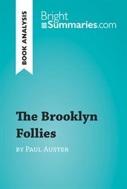 The Brooklyn Follies by Paul Auster (reading Guide)
